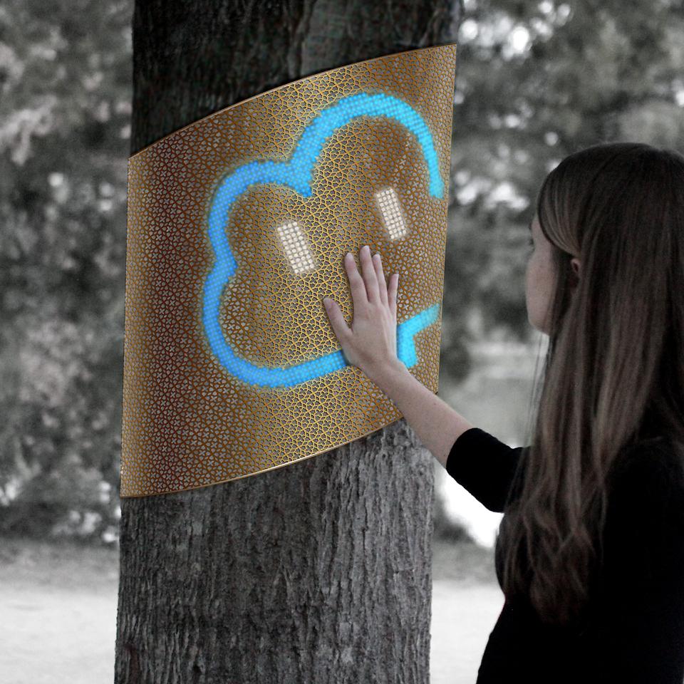 wearable treevoice