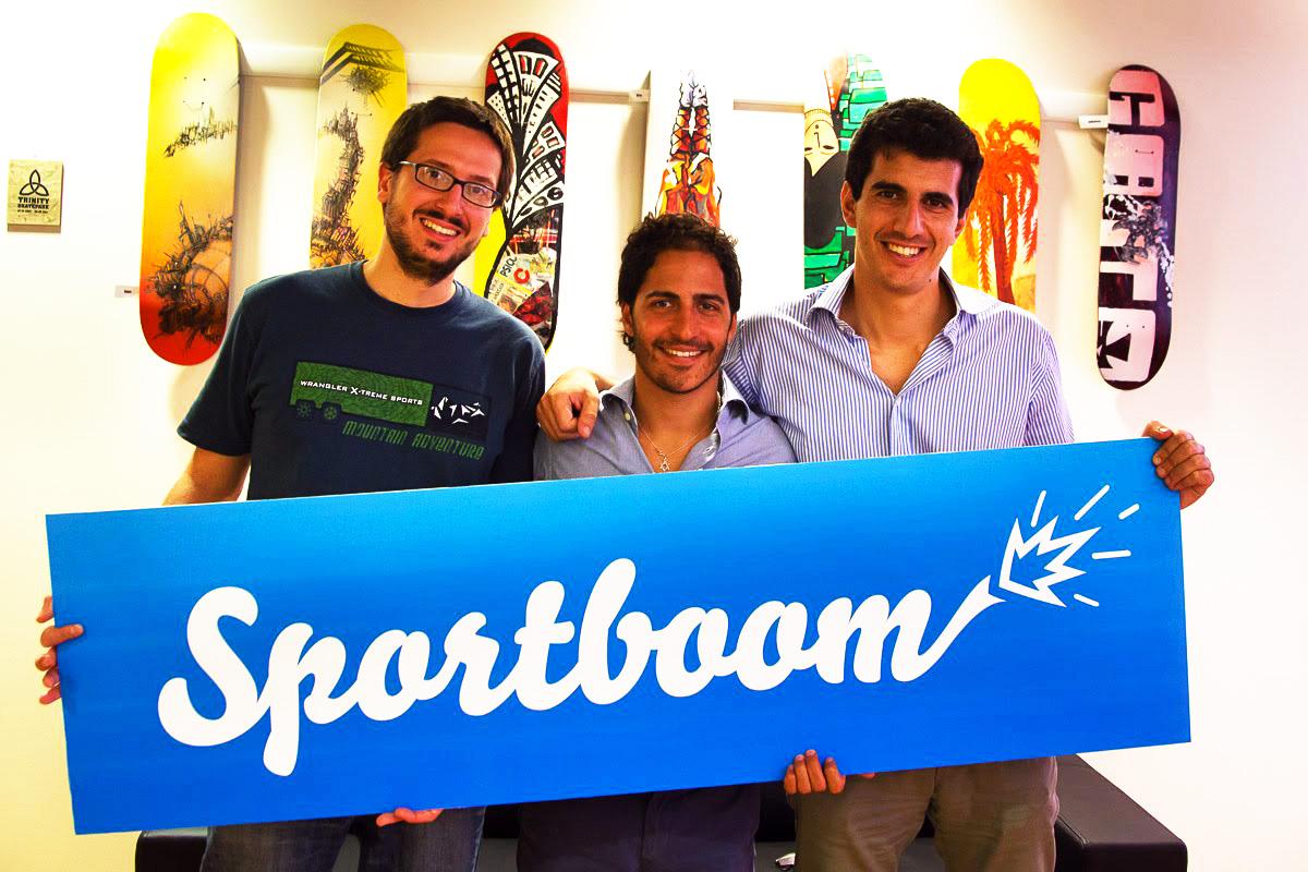Sportboom_fondatori