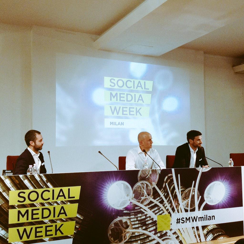 HYPE e Pietro Sella alla social media week