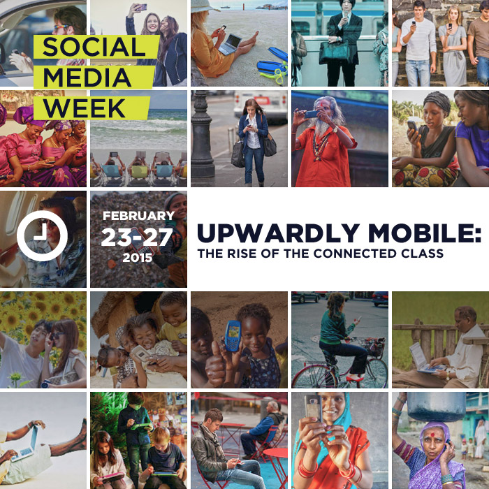 In attesa di Expo 2015, la mobile class si prepara alla social media week