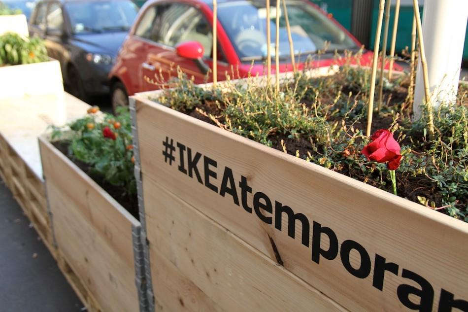 Ikea-Temporary-Store-Milano guerrilla