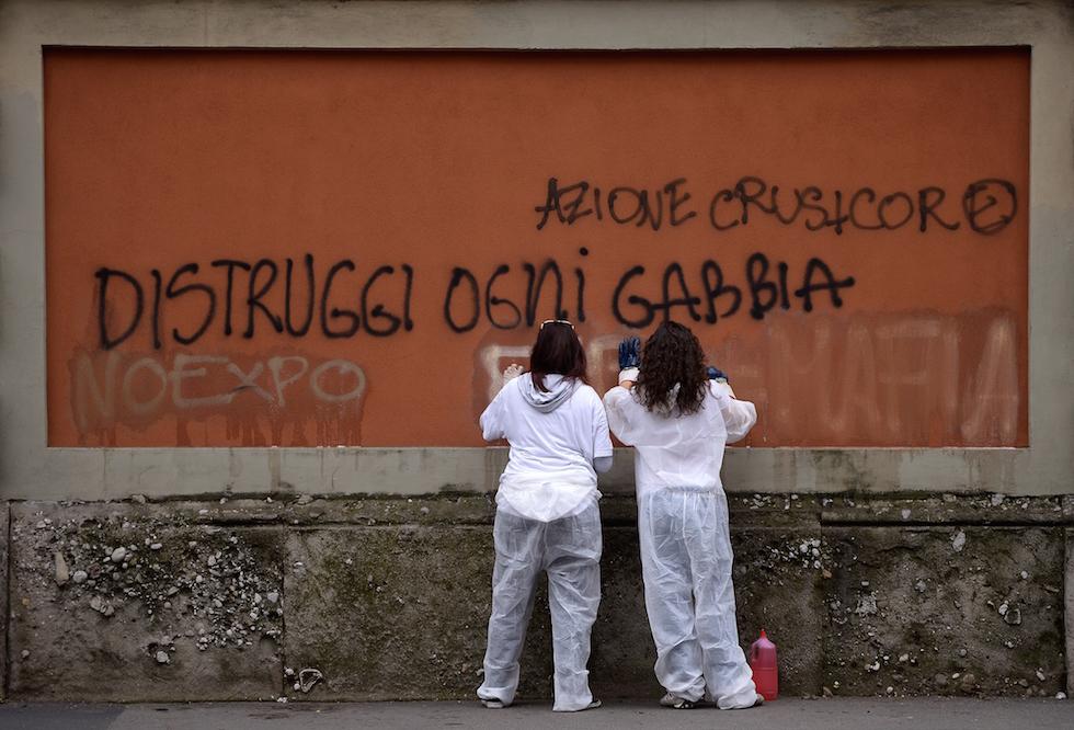 Nessuno tocchi Milano