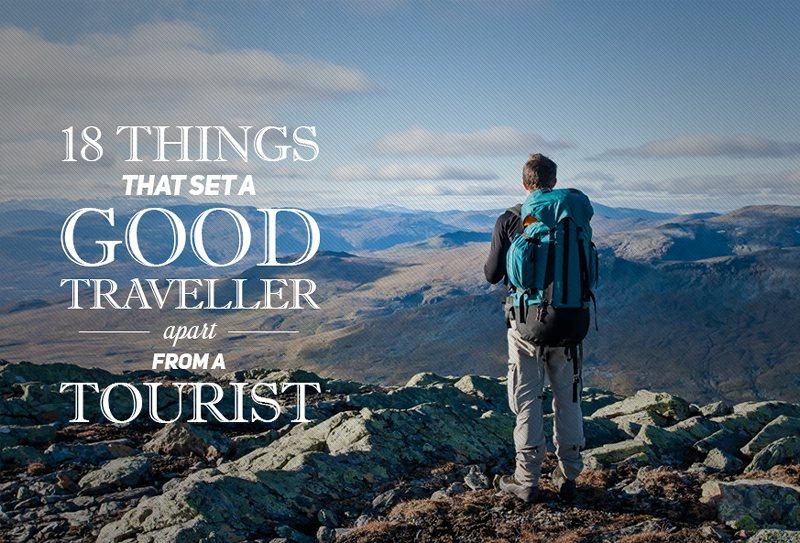 experiential traveller