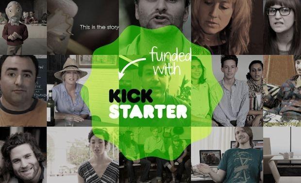 kickstarter italia
