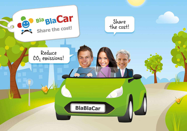 blablacar sharing