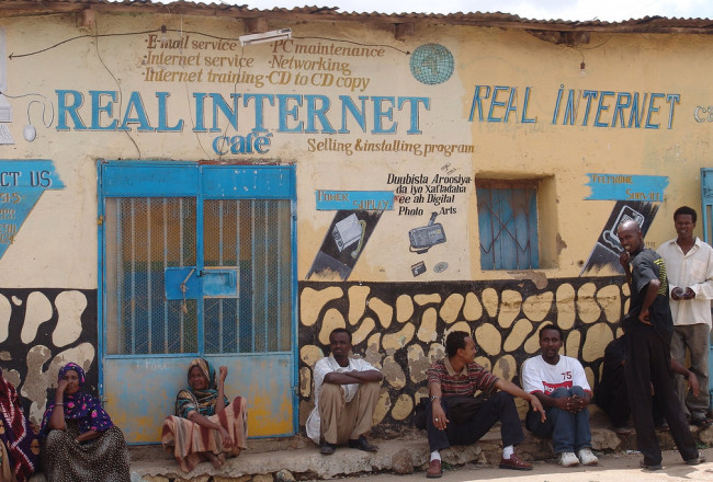 Digital divide