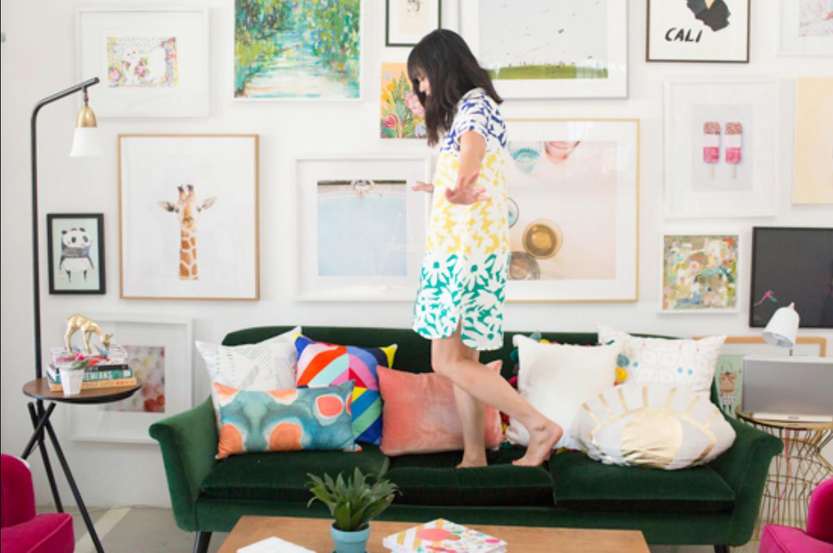 Pinterest joy cho