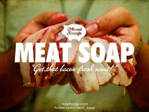 meat soap big