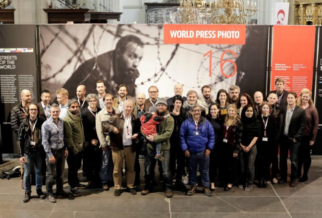 Foto di World Press Photo