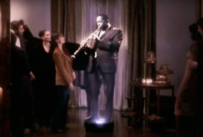 Vanilla Sky - John Coltrane hologram