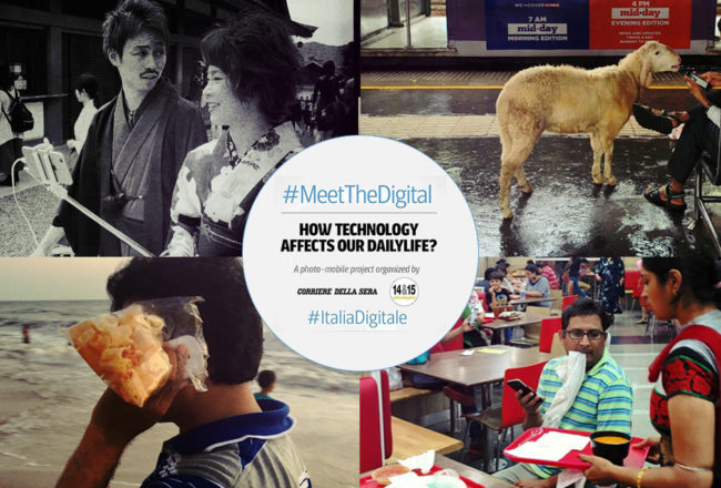 #meetthedigital - Italia Digitale Corriere
