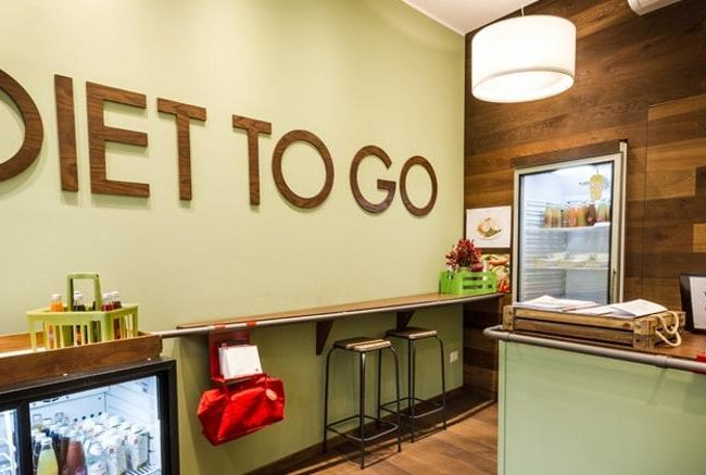 Il primo take away Diet To Go di Milano