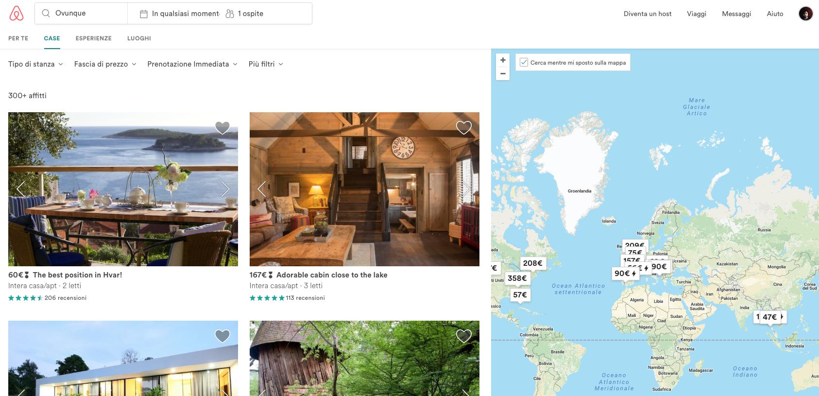 Airbnb Case