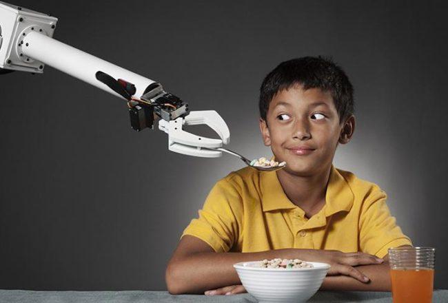 food e intelligenza artificiale