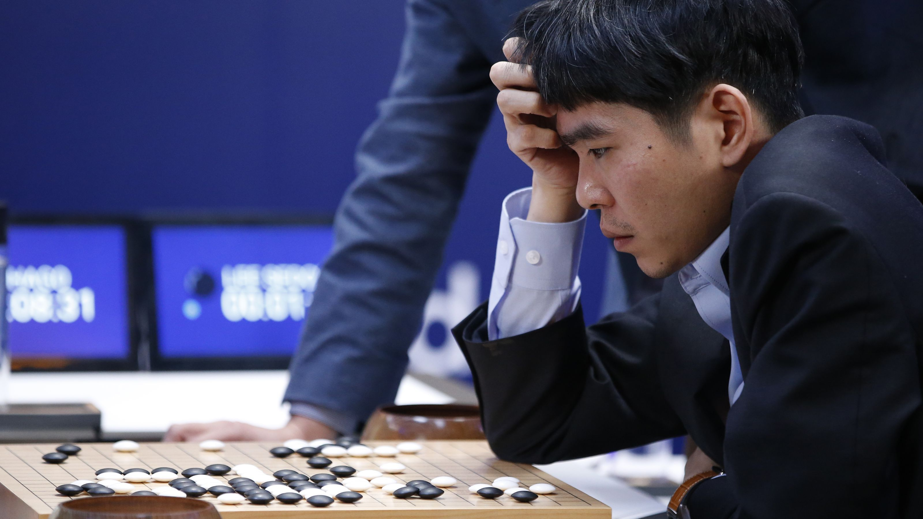 Intelligenza artificiale - AlphaGo - Gioco - Ke Jie Dotmug