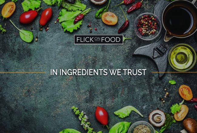 Primo Round Flick on Food | Da il Sole24Ore
