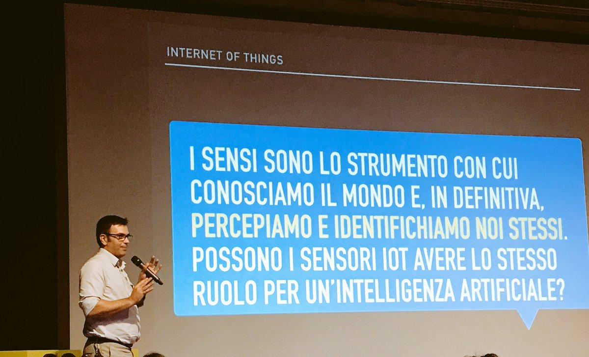 SMW Milano 2017 - intelligenza artificiale - IOT - Sensori | Dotmug