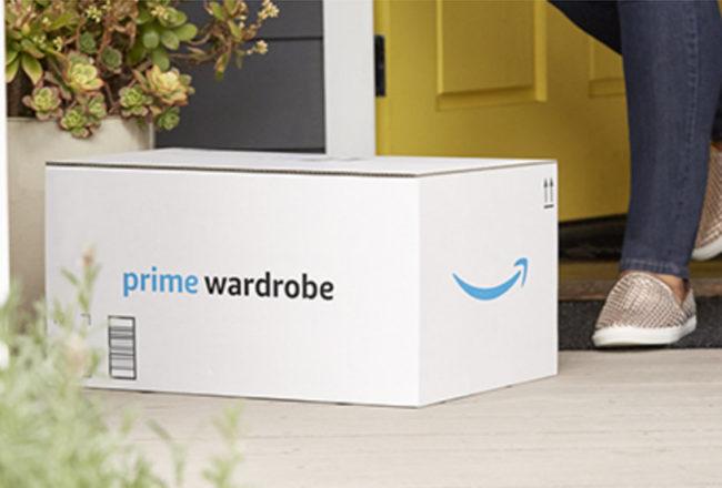 Amazon Wardrobe - Shopping - Ecommerce Dotmug