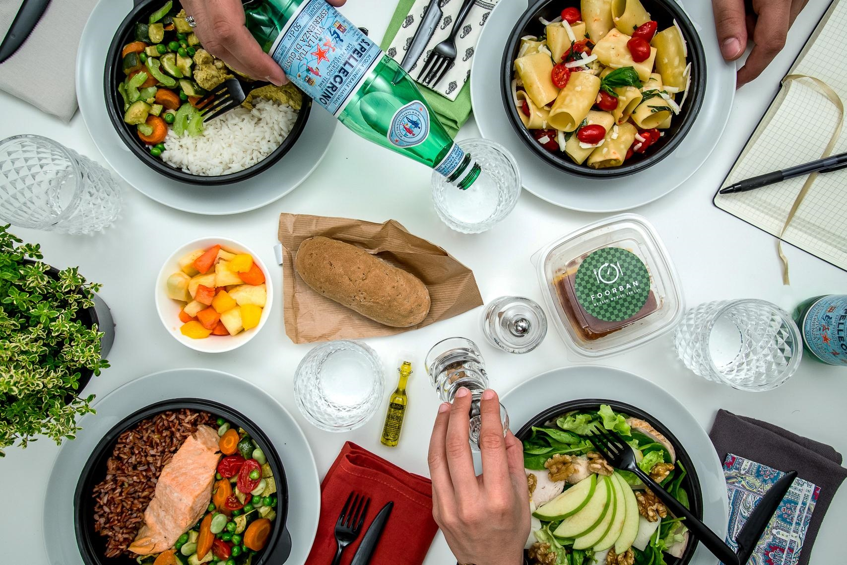 Team Building - Social Eating - Foorban Dotmug