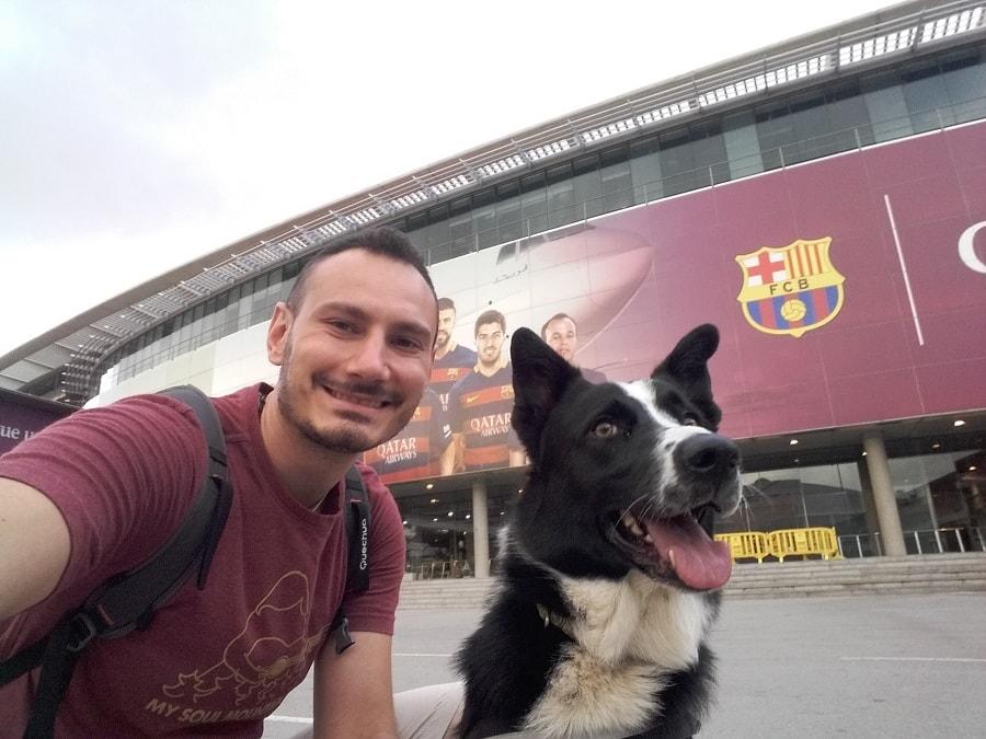 TripDoggy - Pet Friendly - Spagna Dotmug