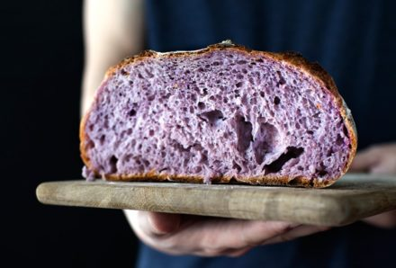 Pane Viola - Purple Bread - Antocianine - Superfood Dotmug