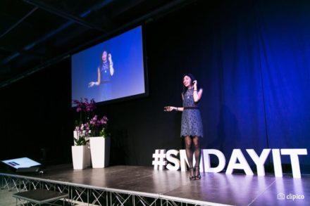 Mashable Social Media Day 2017 - #SMDAYIT - Eleonora Rocca Dotmug