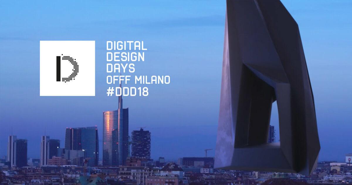 Third annual design days: full immersion in digital design