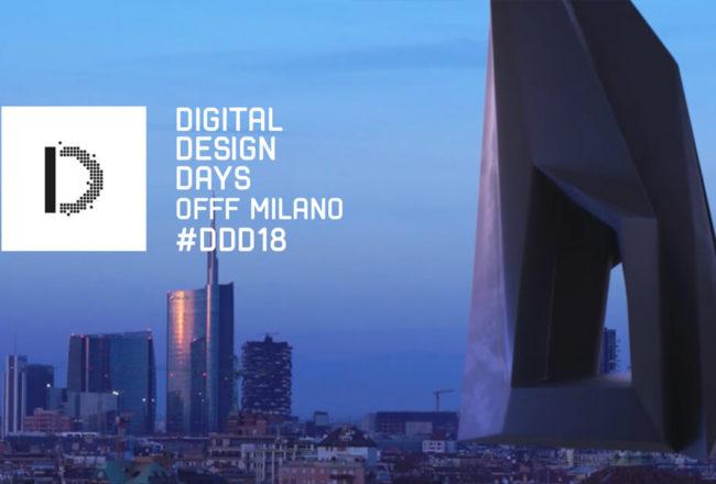 Digital Design Days 2018 | Dotmug