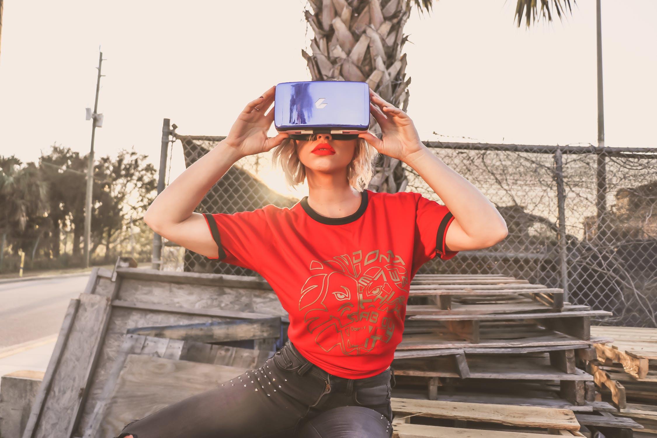 Nel futuro di Apple un visore con realtà aumentata e virtuale