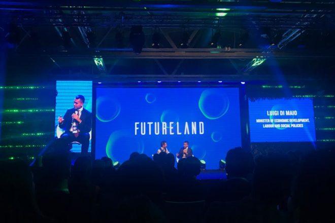 Da Futureland 2018 una visione del futuro già presente.