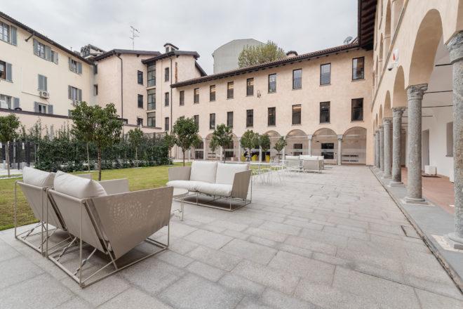 Le Village Crédit Agricole, un vero hub dell'innovazione nel cuore di Milano