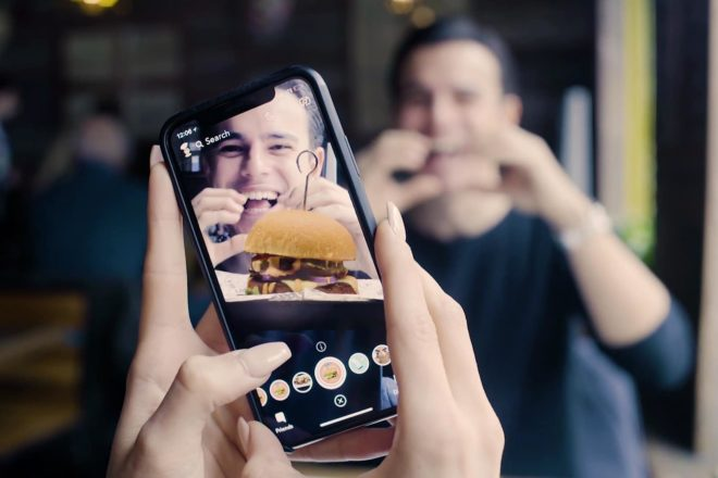 The food sector can be innovative too. Opportunities for VR and AR