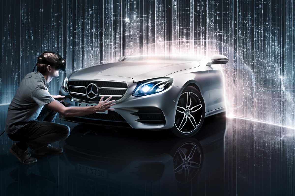 How immersive technologies are revolutionizing the automotive sector