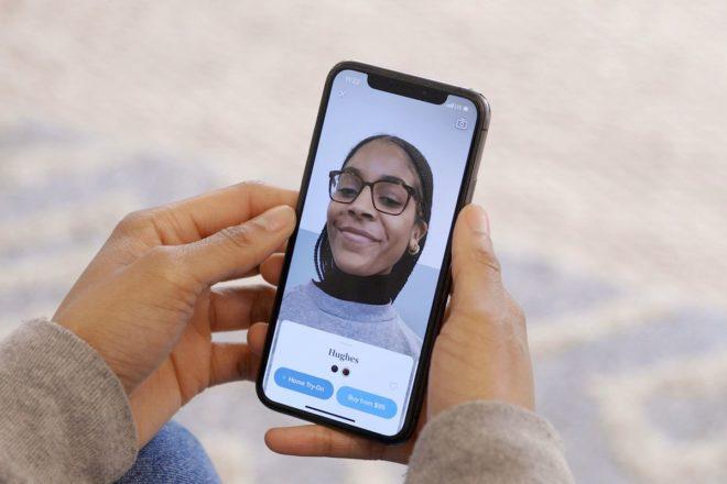 """""""Virtual try on"""": la nuova generazione di app per migliorare le performance del tuo store"""
