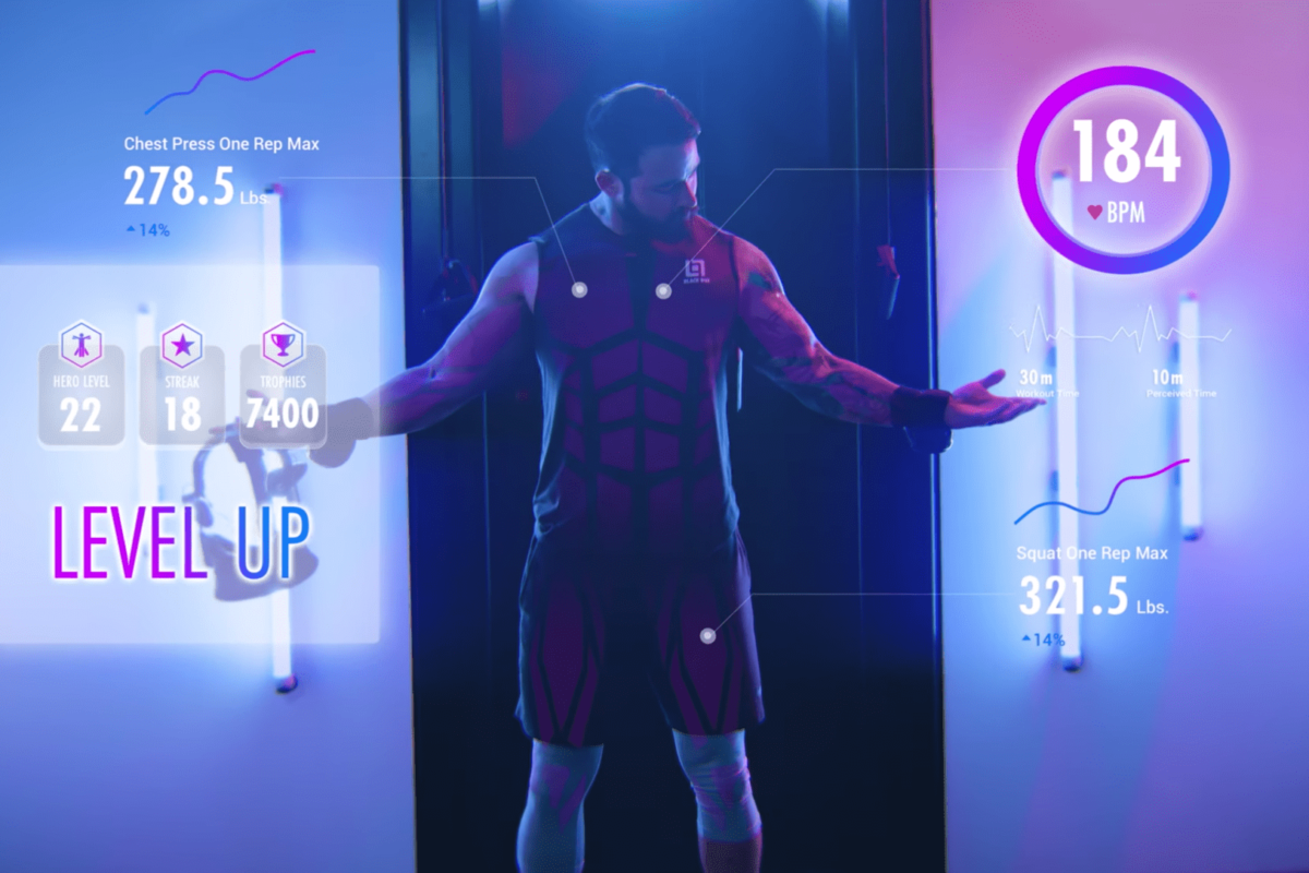 How virtual and augmented reality are revolutionzing fitness