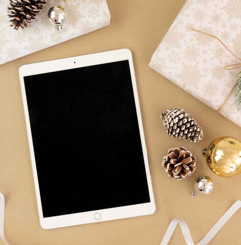 Shopping seasonHere are 3 gift ideas for a very techie Christmas