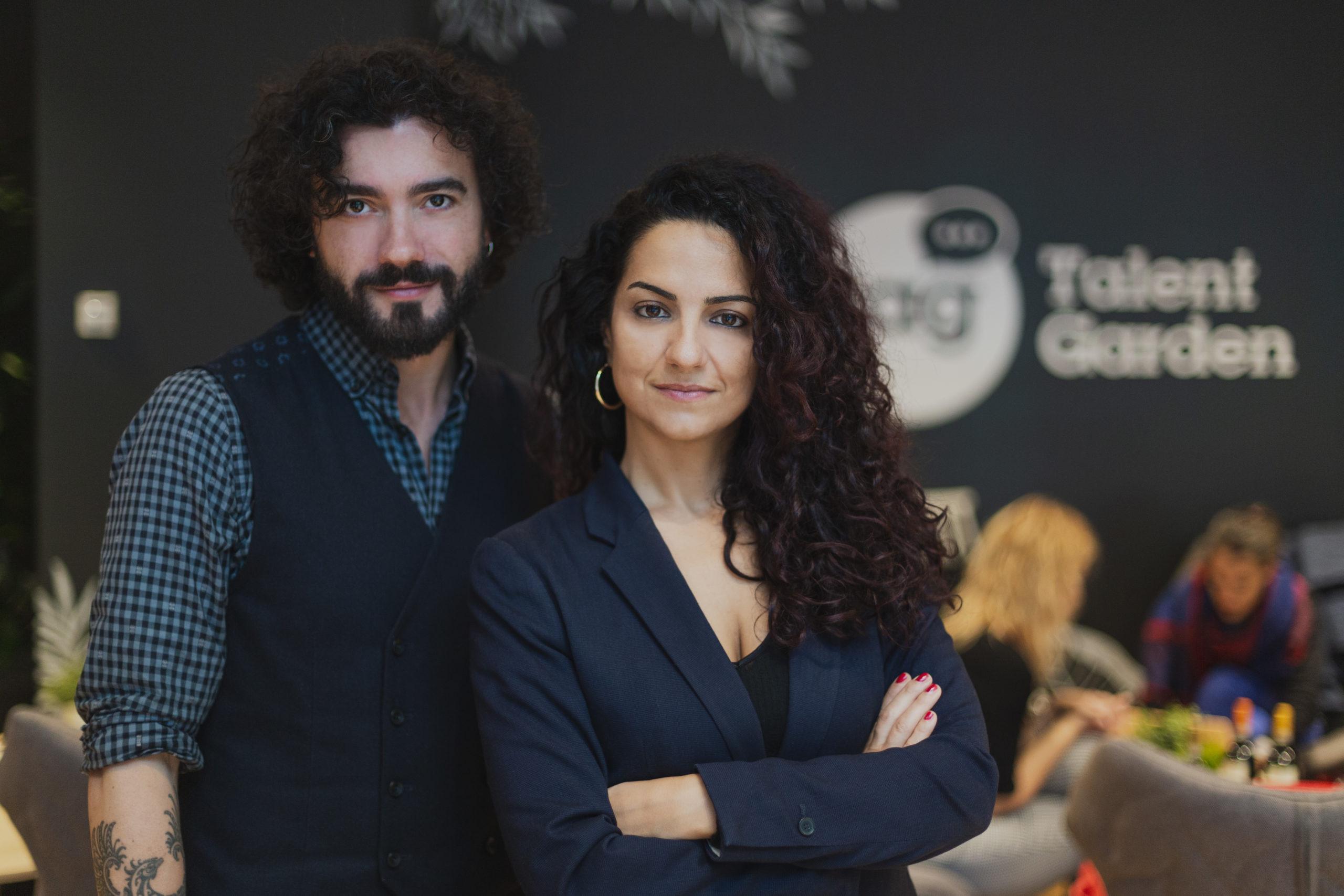 Michela Di Nuzzo Leo Mauriello - Founder Dotfarm